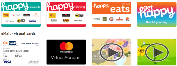 GiftCards Coupons & Promo Code 2020